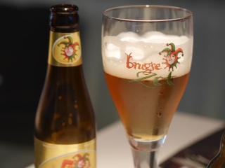 ベルギー・ブルージュで飲んだビール