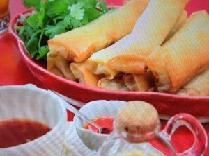 栗原はるみ、レシピ、もやし、春巻き、調理道具、NHK、きょうの料理