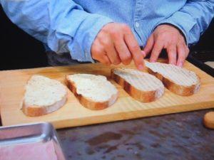 趣味どきカフェスタイルのクロックムッシュレシピ
