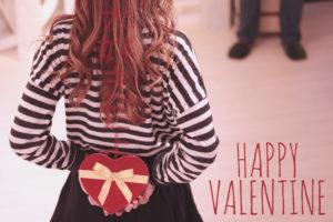 バレンタインLINEスタンプ無料でおしゃれ可愛い