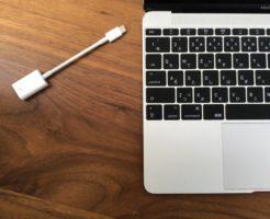 apple純正USBアダプター